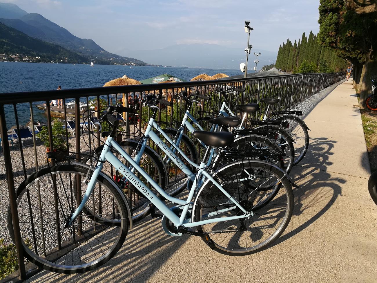 Noleggio Bici Baia Verde