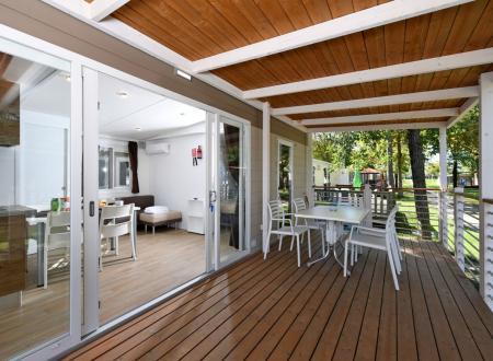 Casa mobile green suite