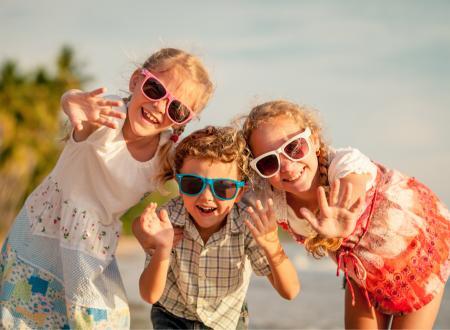 Bambini vacanza